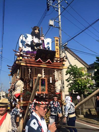 【マツリ】祭!